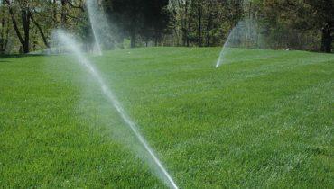 Поливни системи и водни ефекти