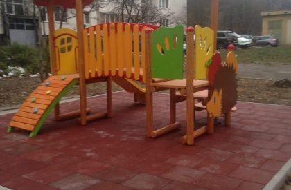 изграждане на детски площадки
