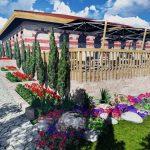 3D изображение за визуализация на озеленяване изготвено от Зелена Концепция