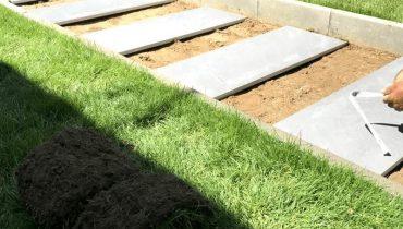 Проектиране на градини и изграждане