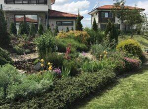 Проектиране на градини и дворове